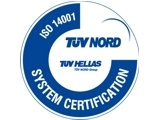 TUV hellas iso14001 new